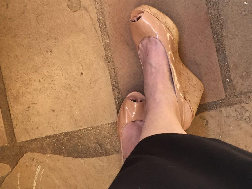 Angela Loves Shoes